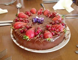 Food Menu Cake 01