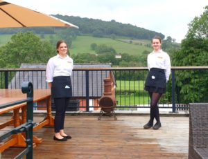 The Usk Friendly Staff